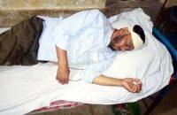 আগৈলঝাড়া উপজেলা যুবদল সভাপতিকে কুপিয়ে জখম