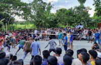 আগৈলঝাড়ায় হাডুডু টুর্নামেন্টর ফাইনাল